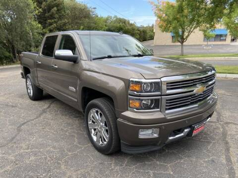 2014 Chevrolet Silverado 1500 for sale at Guarantee Auto Group in Atascadero CA