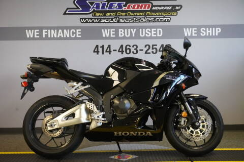 2015 Honda CBR600RR for sale at Southeast Sales Powersports in Milwaukee WI