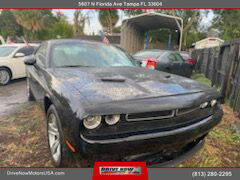 2019 Dodge Challenger for sale at Drive Now Motors USA in Tampa FL