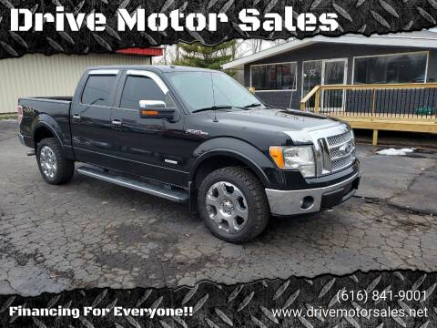 2011 Ford F-150 for sale at Drive Motor Sales in Ionia MI