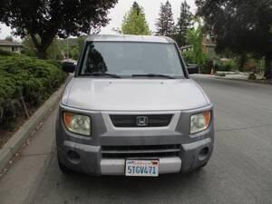 2005 Honda Element for sale at Inspec Auto in San Jose CA