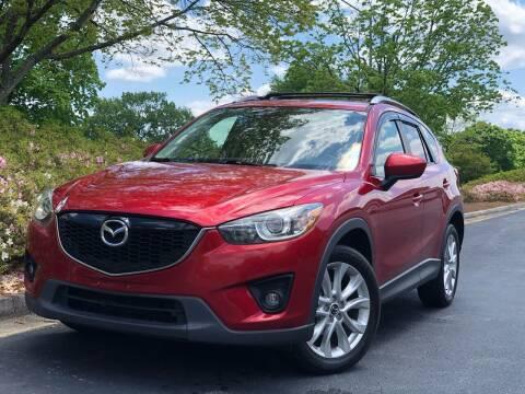 2014 Mazda CX-5 for sale at William D Auto Sales in Norcross GA