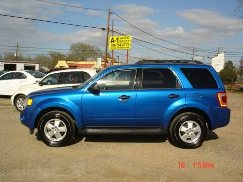 2012 Ford Escape for sale at A-1 Auto Sales in Conroe TX