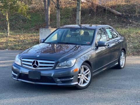 2013 Mercedes-Benz C-Class for sale at Diamond Automobile Exchange in Woodbridge VA