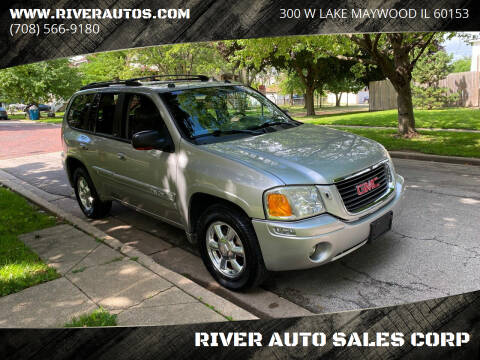 2004 GMC Envoy for sale at RIVER AUTO SALES CORP in Maywood IL
