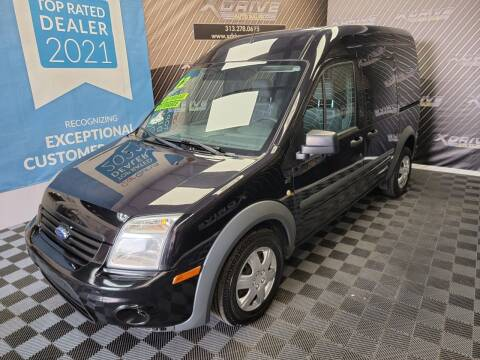 2012 Ford Transit Connect for sale at X Drive Auto Sales Inc. in Dearborn Heights MI