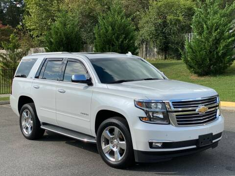 2016 Chevrolet Tahoe for sale at Superior Wholesalers Inc. in Fredericksburg VA