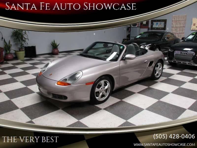 2001 Porsche Boxster for sale at Santa Fe Auto Showcase in Santa Fe NM