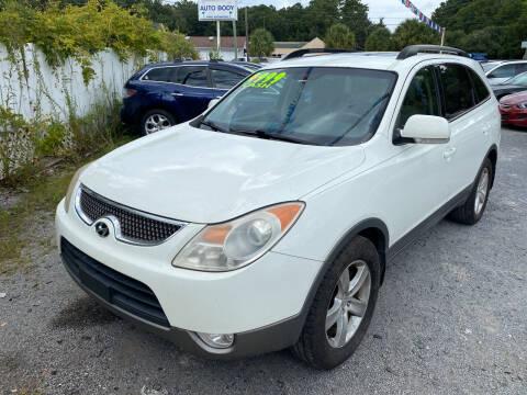 2008 Hyundai Veracruz for sale at Auto Mart - Dorchester in North Charleston SC