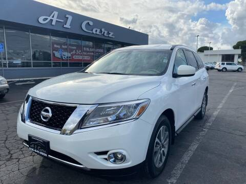 2014 Nissan Pathfinder for sale at A1 Carz, Inc in Sacramento CA