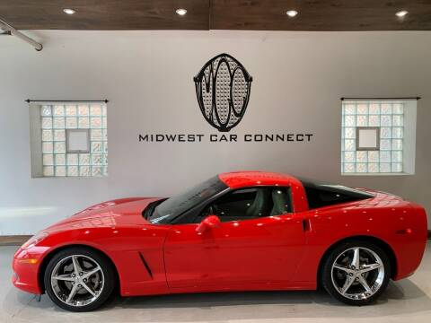 2011 Chevrolet Corvette for sale at Midwest Car Connect in Villa Park IL