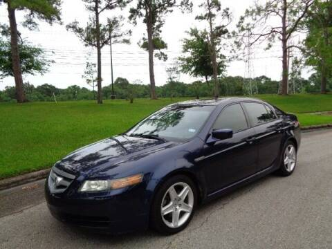 2006 Acura TL for sale at Houston Auto Preowned in Houston TX