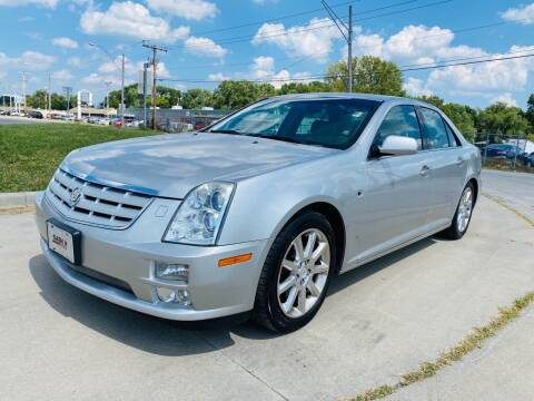 2007 Cadillac STS for sale at Xtreme Auto Mart LLC in Kansas City MO