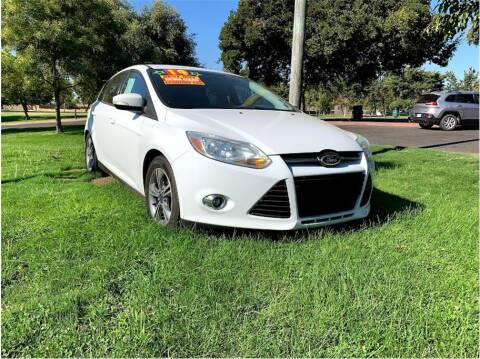 2014 Ford Focus for sale at D & I Auto Sales in Modesto CA