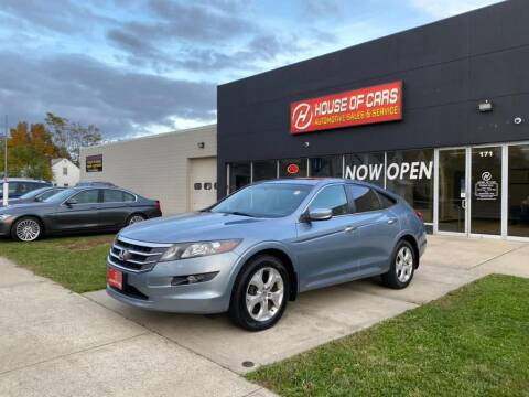 2010 Honda Accord Crosstour for sale at HOUSE OF CARS CT in Meriden CT