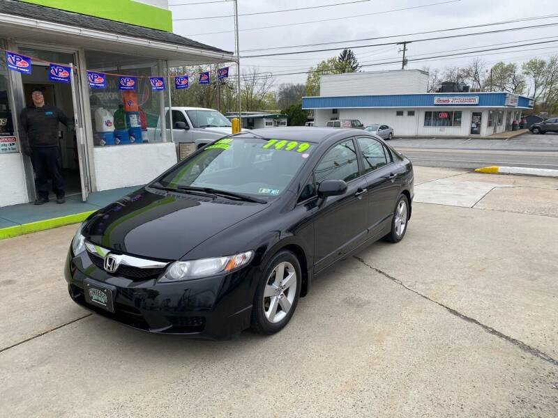 2010 Honda Civic for sale at Ginters Auto Sales in Camp Hill PA