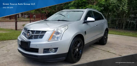 2011 Cadillac SRX for sale at Green Source Auto Group LLC in Houston TX