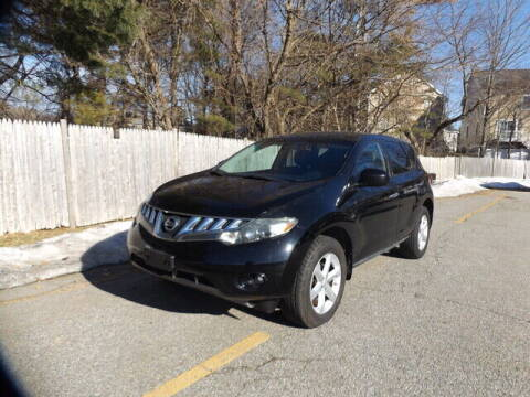 2009 Nissan Murano for sale at Wayland Automotive in Wayland MA