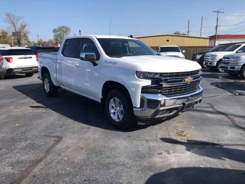 2019 Chevrolet Silverado 1500 for sale at Auto Group South - Idom Auto Sales in Monroe LA