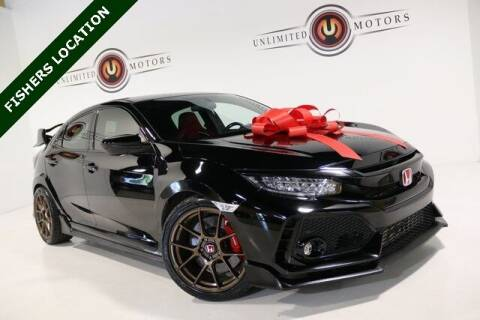 2018 Honda Civic for sale at Unlimited Motors in Fishers IN