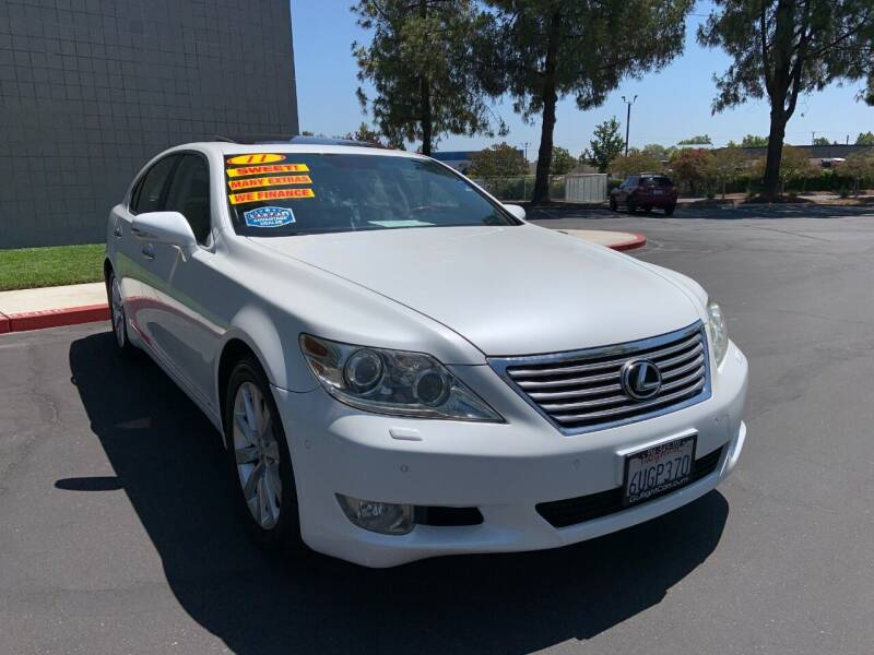2011 Lexus LS 460 for sale at Right Cars Auto Sales in Sacramento CA