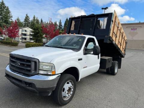 2003 Ford F-450 Super Duty for sale at Washington Auto Loan House in Seattle WA