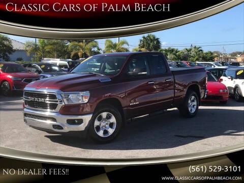 2020 RAM Ram Pickup 1500 for sale at Classic Cars of Palm Beach in Jupiter FL