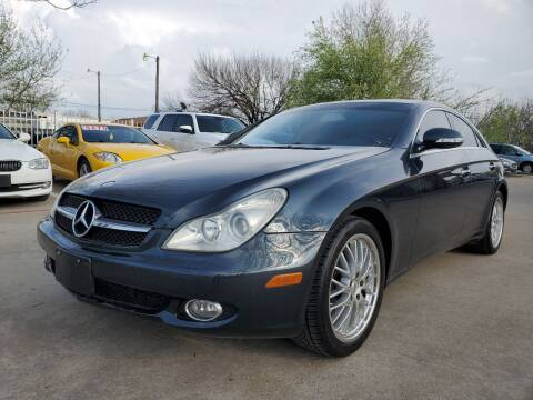 2007 Mercedes-Benz CLS for sale at Star Autogroup, LLC in Grand Prairie TX