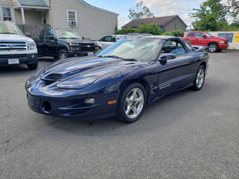 2000 Pontiac Firebird for sale at GREAT MEADOWS AUTO SALES in Great Meadows NJ