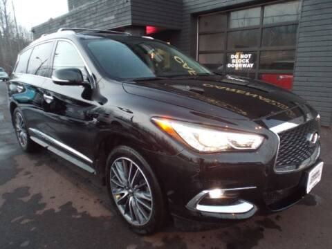 2017 Infiniti QX60 for sale at Carena Motors in Twinsburg OH