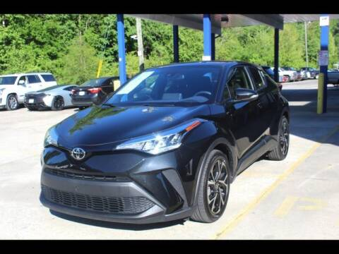 2020 Toyota C-HR for sale at Inline Auto Sales in Fuquay Varina NC