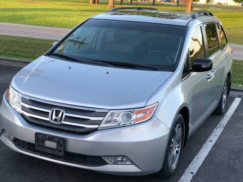 2011 Honda Odyssey for sale at Hadi Motors in Houston TX