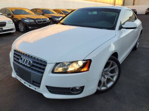 2012 Audi A5 for sale at Auto Center Of Las Vegas in Las Vegas NV
