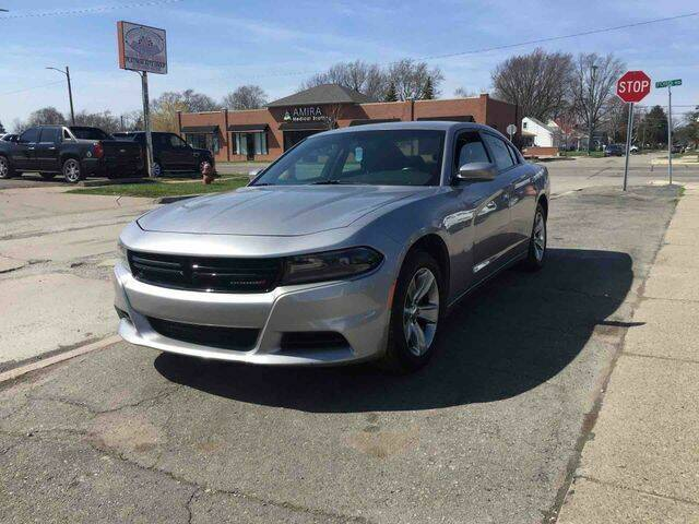 2011 Dodge Charger for sale at Mastro Motors in Garden City MI