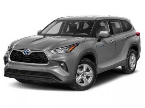 2021 Toyota Highlander Hybrid for sale in Bloomington, MN