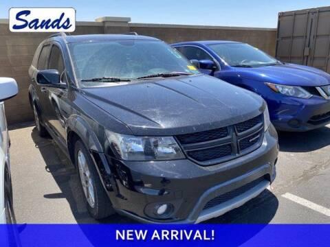 2014 Dodge Journey for sale at Sands Chevrolet in Surprise AZ