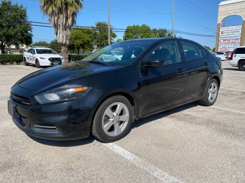 2016 Dodge Dart for sale at T.S. IMPORTS INC in Houston TX