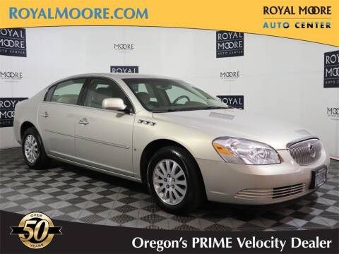 2008 Buick Lucerne for sale at Royal Moore Custom Finance in Hillsboro OR