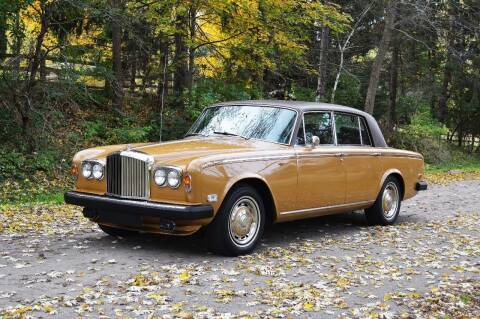 1974 Bentley T for sale at Park Ward Motors Museum - Park Ward Motors in Crystal Lake IL