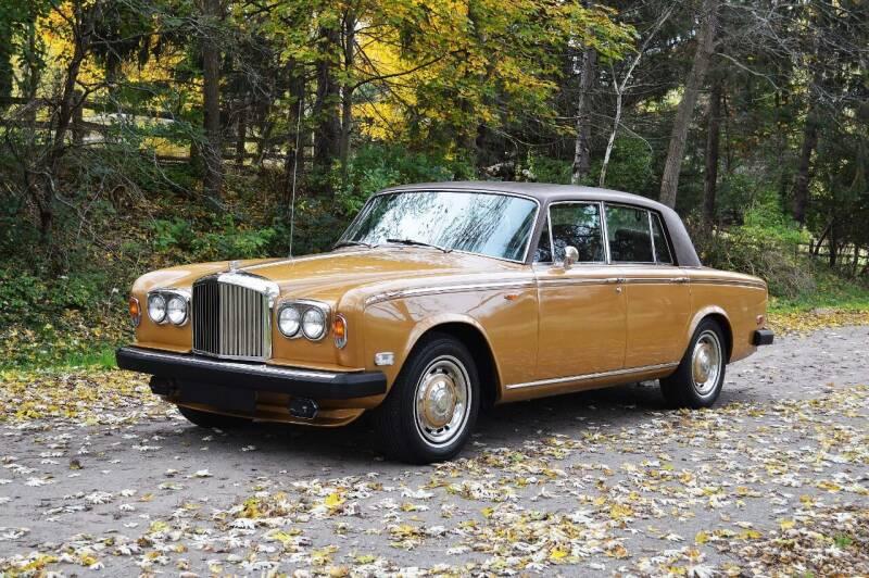 1974 Bentley T for sale at Park Ward Motors Museum - Park Ward Motors in Crystal Lake IL