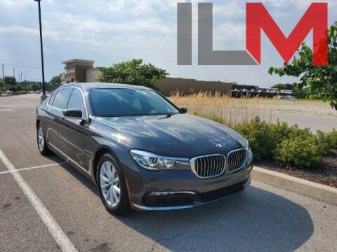 2018 BMW 7 Series for sale at INDY LUXURY MOTORSPORTS in Fishers IN