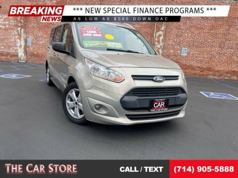 2016 Ford Transit Connect Wagon for sale at The Car Store in Santa Ana CA