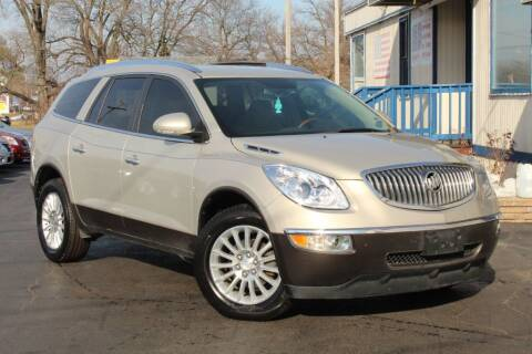 2012 Buick Enclave for sale at Dynamics Auto Sale in Highland IN