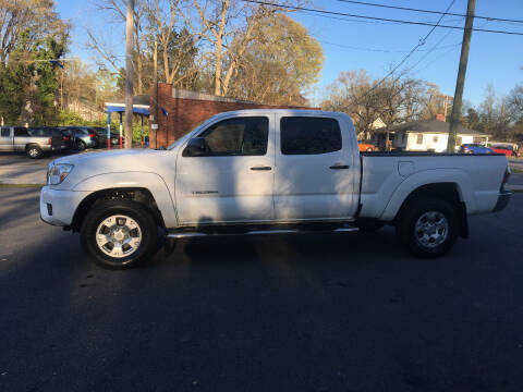 2013 Toyota Tacoma for sale at Diamond Auto Sales in Lexington NC