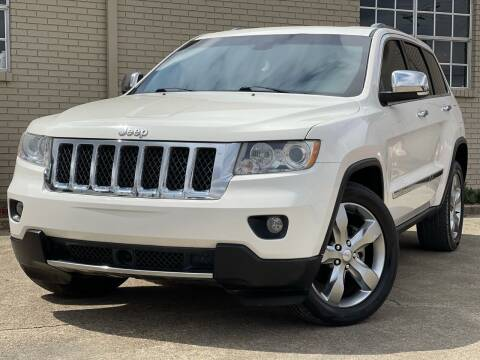 2012 Jeep Grand Cherokee for sale at Quality Auto of Collins in Collins MS
