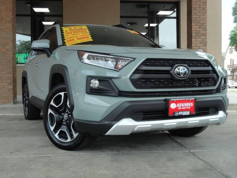 2019 Toyota RAV4 for sale at Arandas Auto Sales in Milwaukee WI