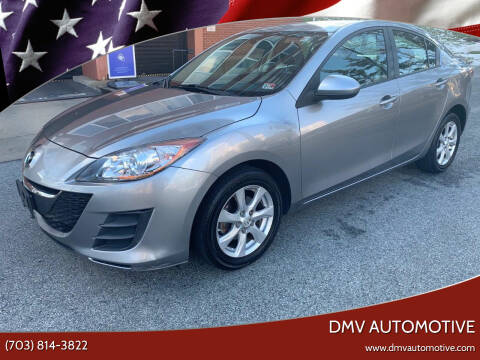 2010 Mazda MAZDA3 for sale at DMV Automotive in Falls Church VA