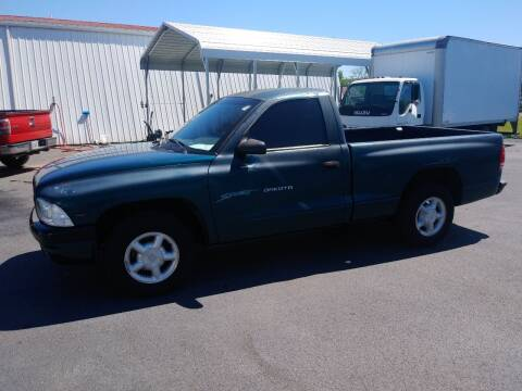 1998 Dodge Dakota for sale at Big Boys Auto Sales in Russellville KY