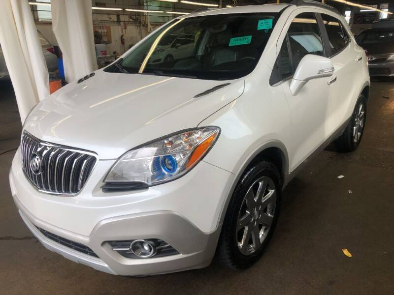 2014 Buick Encore for sale at Doug Dawson Motor Sales in Mount Sterling KY