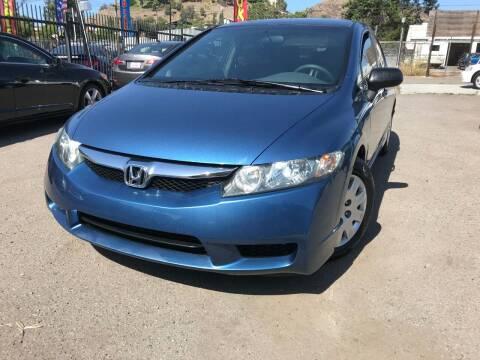 2011 Honda Civic for sale at Vtek Motorsports in El Cajon CA